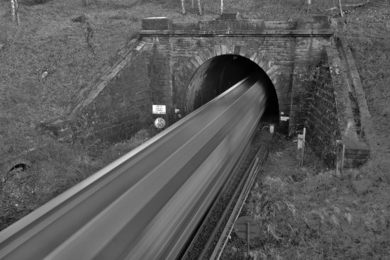 Grindleford, UK: Totley Tunnel is right next door