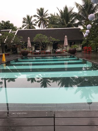 Villa Maly Boutique Hotel: Relaxing pool area
