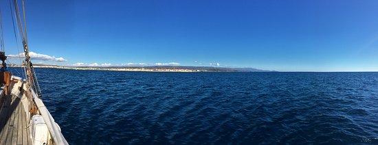 The Andrea Jensen Boat Trip : The View