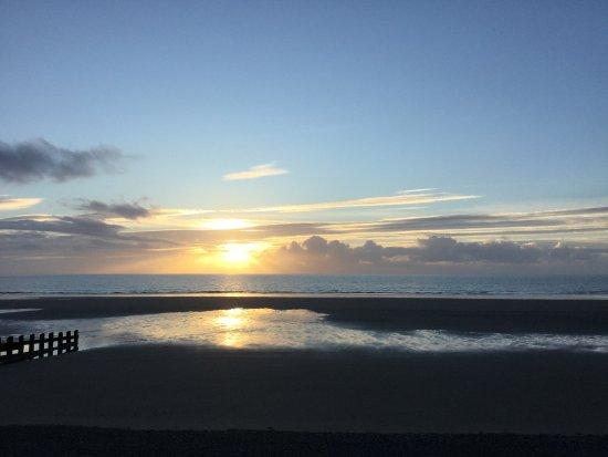 Llanaber, UK: Barmouth beach