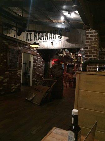 J T Hannah S Kitchen Pigeon Forge Restaurant Reviews