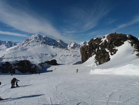 Val Cenis : 2800m télésiège du Met