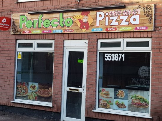 Shepshed, UK: Perfect Pizza