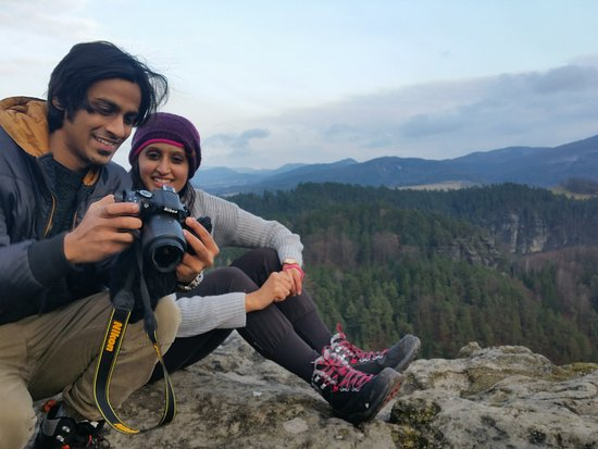Průvodce České Švýcarsko: Love take pictures in the National park Bohemian Switzerland