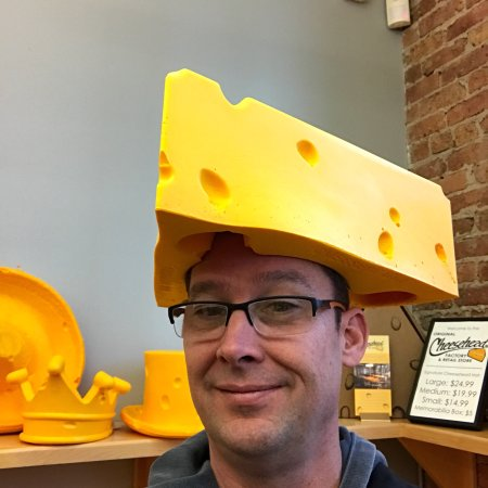 51f4022ced0 photo0.jpg - Picture of The Original Cheesehead Factory
