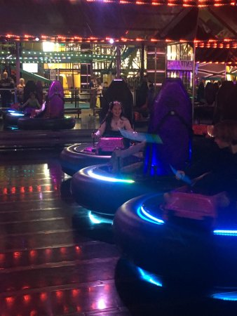 Wahooz Family Fun Zone: Bumper cars