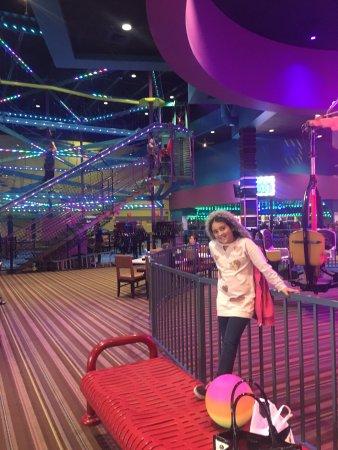 Wahooz Family Fun Zone: New area