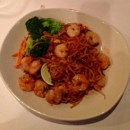 Bonefish Grill - Skokie: Shrimp Pad Thai
