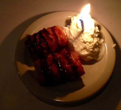 Bonefish Grill - Skokie: Happy Birthday!