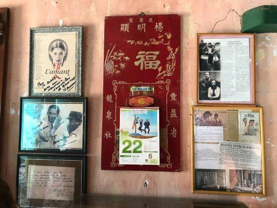 Passage Dans La Maison Du Tournage Du Film L'Amant - Picture Of Far