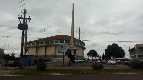 Vacaria, RS: A Igreja