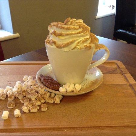 The cuba coffee lounge