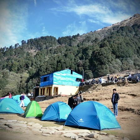 Chopta camp site