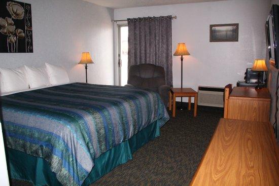Sundowner Station Motel, hôtels à Lander