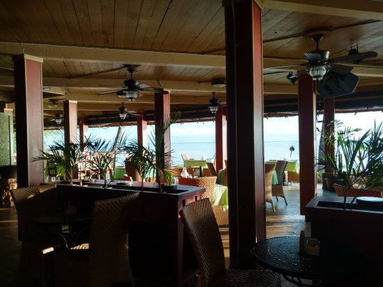 Kaunakakai, Hawái: Dinning area