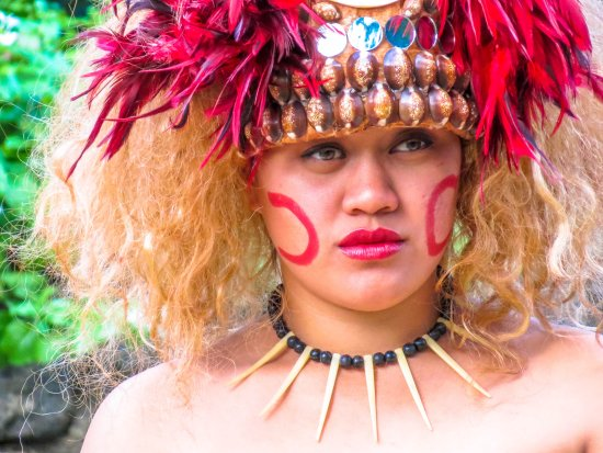 Haleiwa, HI: Taupou or daughter of the chief