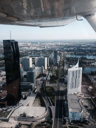 Flug über Wien Picture Of Carnuntum Pilots Kottingbrunn Tripadvisor