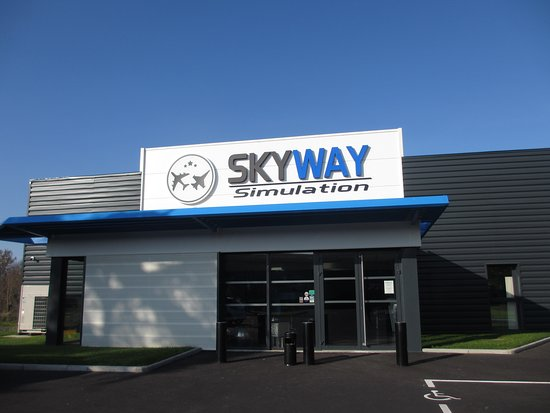 Saint-Sebastien-sur-Loire, France: SKYWAY Simulation - Centre de simulation de vols et de Réalité Virtuelle Collaborative