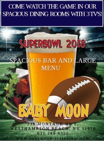 Baby Moon Restaurant Westhampton Beach Ny
