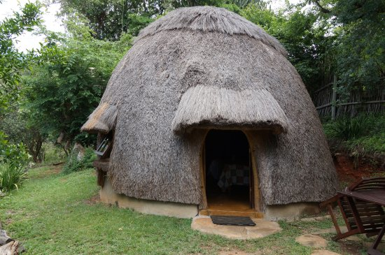 Phophonyane Falls Ecolodge and Nature Reserve: Beehive 1