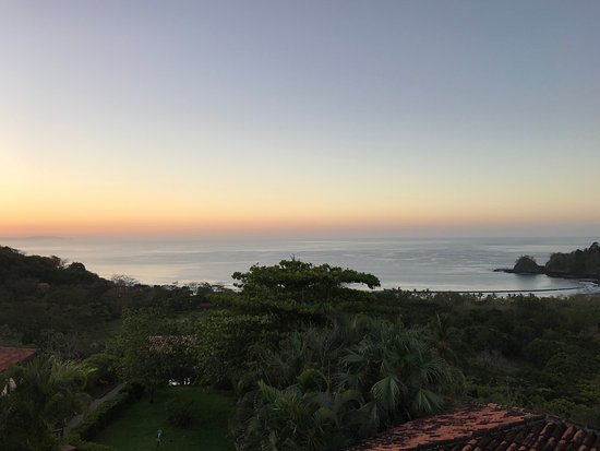 Hotel Punta Islita, Autograph Collection: morning view from our junior suite