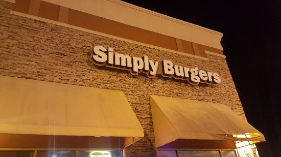 Simply Burgers Mansfield Updated 2019 Restaurant