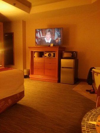Soaring Eagle Casino & Resort: Upgraded Room