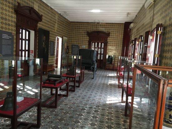 Exhibits picture of museo de historia de tabasco casa Historia casa de los azulejos