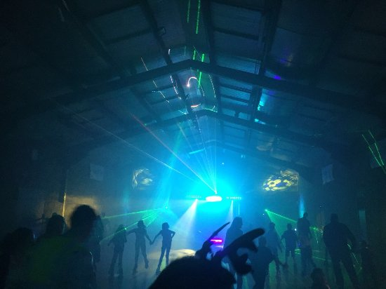 High Wycombe, UK: Rollermania Disco
