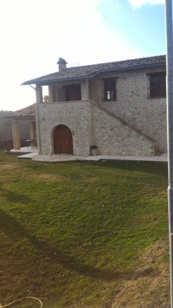Tarano, Italy: Agriturismo