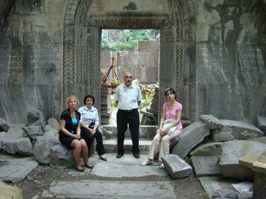 Область Лори, Армения: Монастырь Кобайр