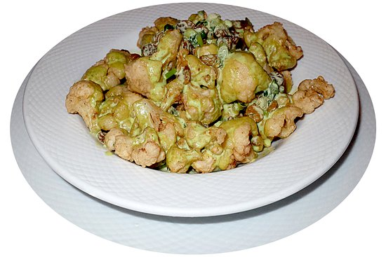 Crispy cauliflower picture of il ponte fine italian for About continental cuisine