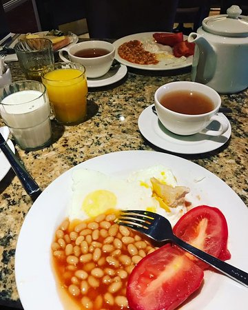 Celtic Lodge Guesthouse: Breakfast offered was amazing! Great for Vegetarians