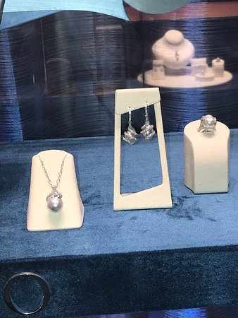 The Shops At Crystals: Mikimoto Store