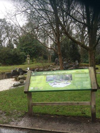 Saltwell Park: Japanese Garden Theme