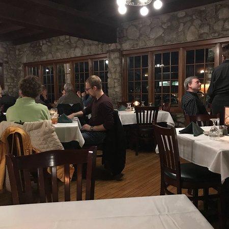 Glidden Lodge Restaurant Review