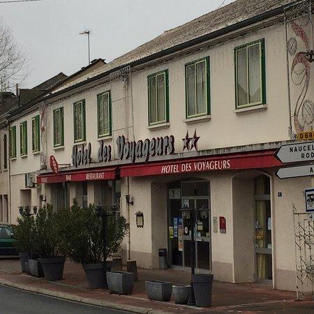 Hotel Restaurant Les Voyageurs Tanus