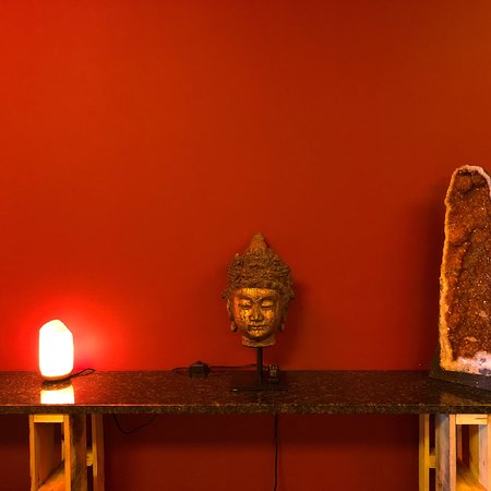 Mystic Yoga: Very relaxing and sacred space to practice and learn.