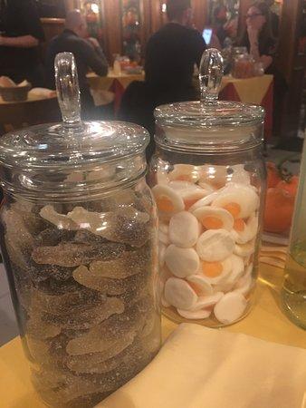L'Immagine Ristorante Bistrot: Sweets