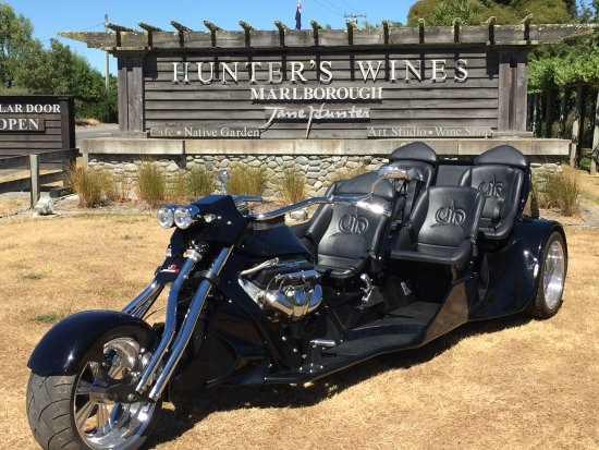 "Renwick, New Zealand: ""Great spot for wine tasting with Marlborough Trike Tours"""
