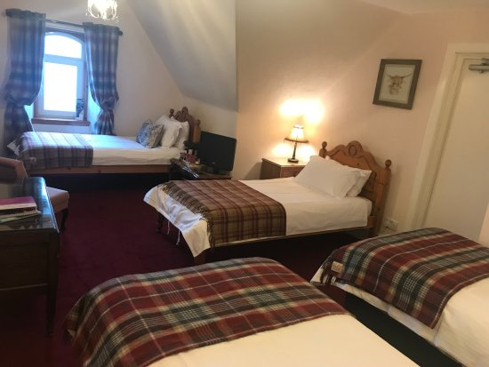 Rossmor Guest House: Spey - Can be set up for 2, 3 or 4 guests