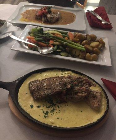 Syke, Германия: Unser Essen