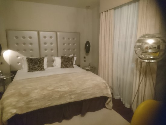 The Drayton Court Hotel: Bedroom