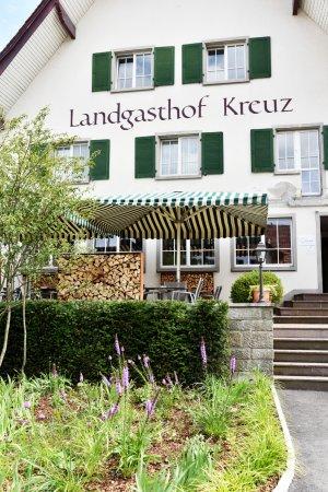 Kappel, Suisse : Eingang NEU
