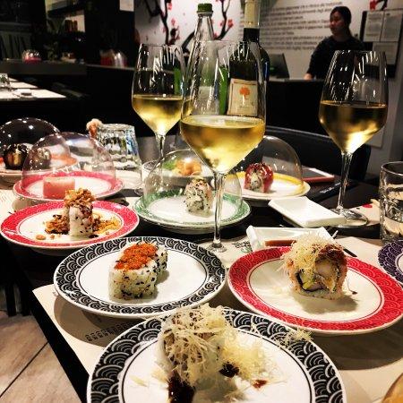 Ristorante giapponese shizen terni fotos n mero de for En ristorante giapponese