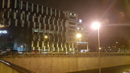 Picture of ac hotel by marriott paris porte maillot paris tripadvisor - Porte maillot paris hotel ...