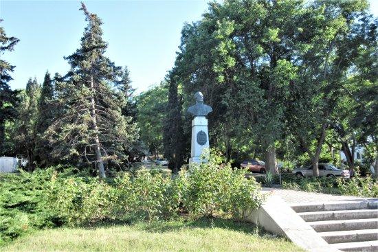 Admiral Ushakov Monument