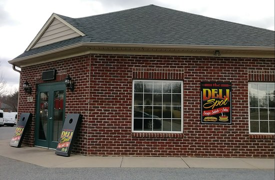 High Point, NC: The Deli Spot