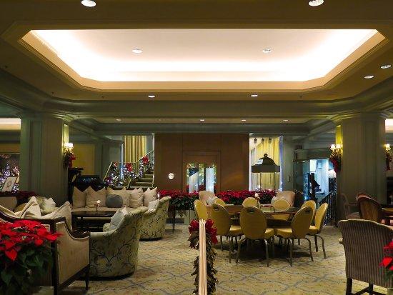 Le Salon @ Windsor Court Hotel -  Excellent Afternoon Tea