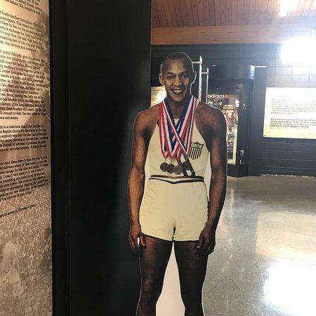 Jesse Owens Museum 사진